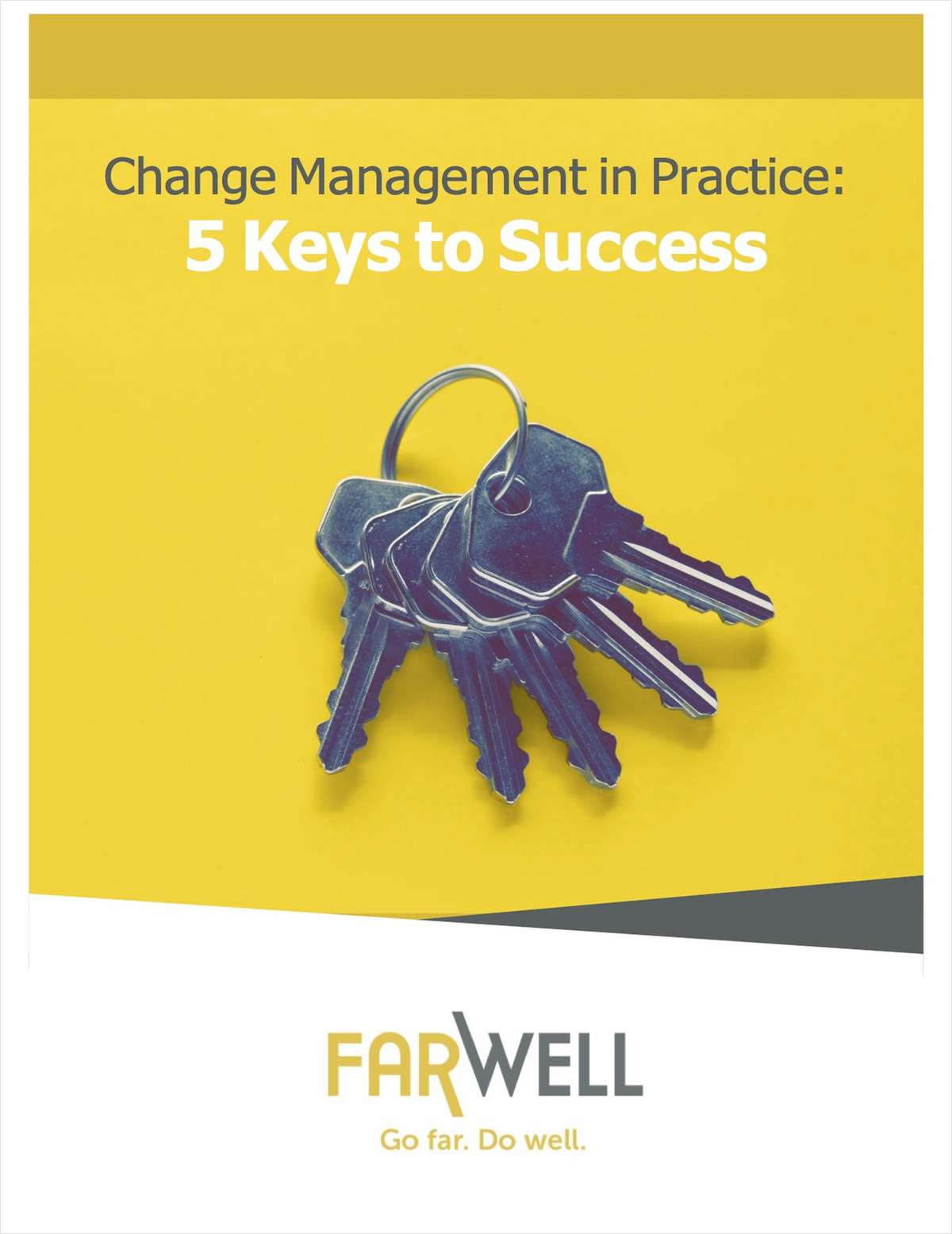 Change Management in Practice - 5 Keys to Success