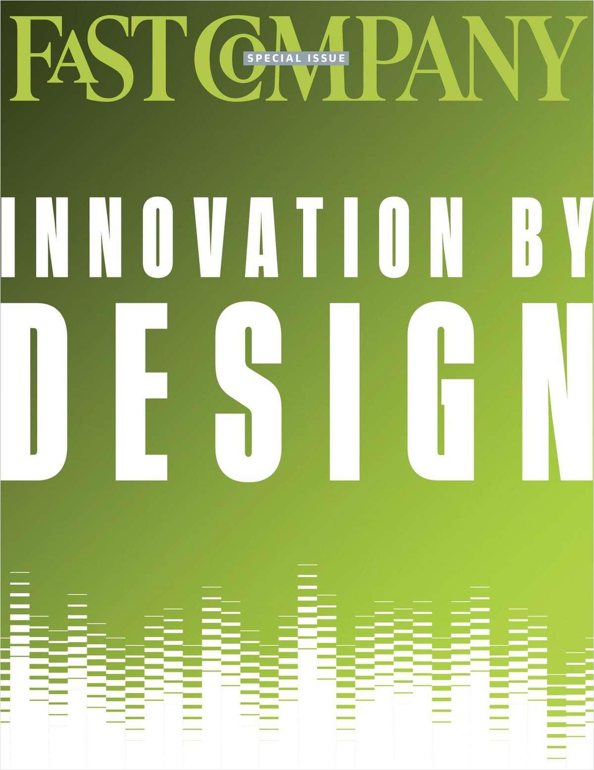 Innovation By Design 2017
