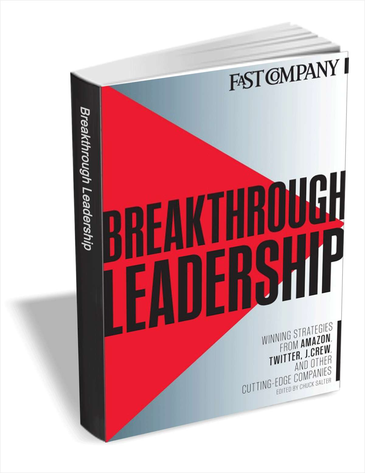 Breakthrough Leadership - Winning Strategies from Amazon, Twitter, J.Crew, and Other Cutting-edge Companies