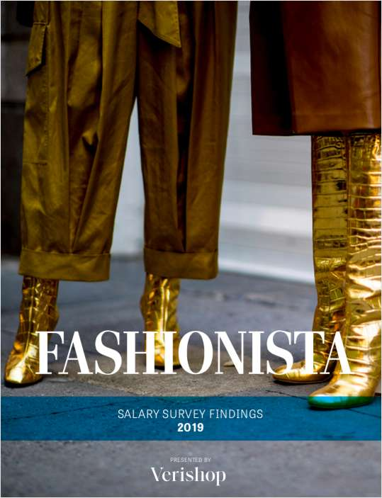 This Is What Fashion Jobs Really Pay in 2019