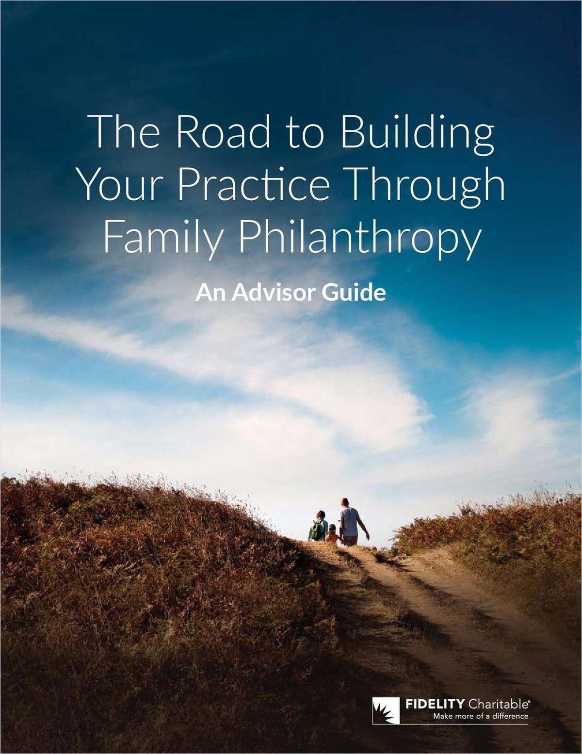 The Road to Building Your Practice Through Family Philanthropy