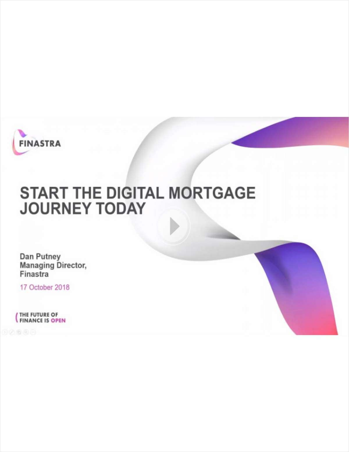 6 Steps to Start Your Credit Union's Digital Mortgage Journey