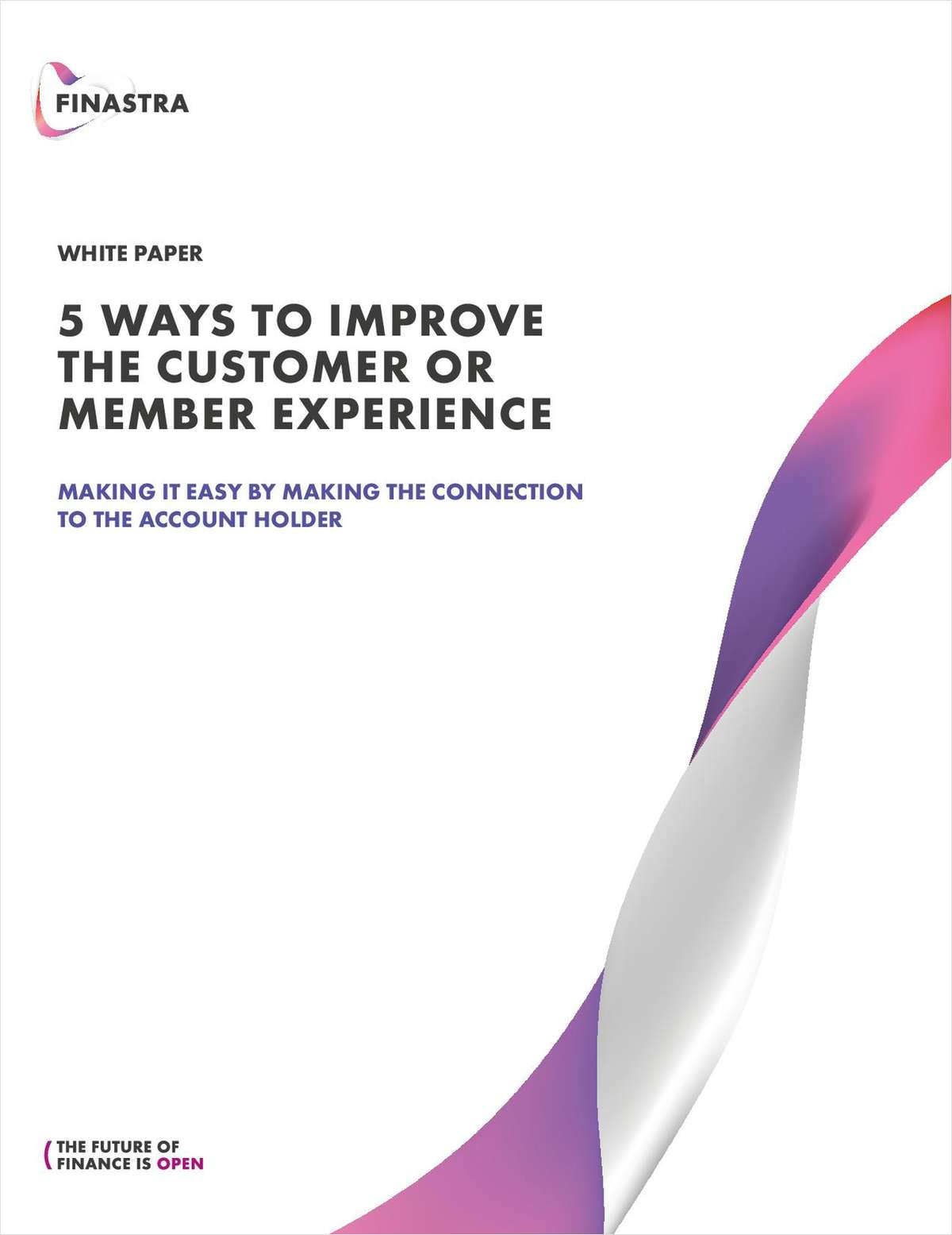 5 Ways to Improve the Member Experience
