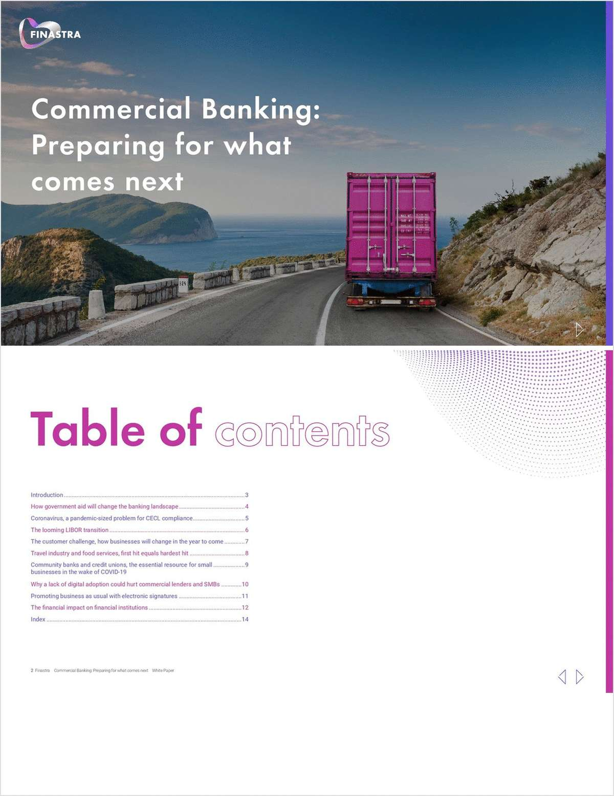 Commercial Banking: Preparing for What Comes Next