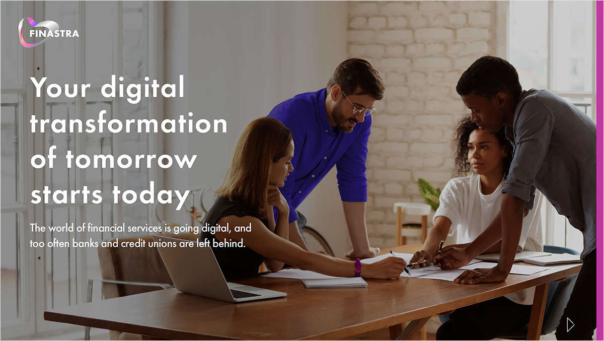 Your Digital Transformation of Tomorrow Starts Today