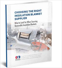 Choosing the Right Insulation Blanket Supplier
