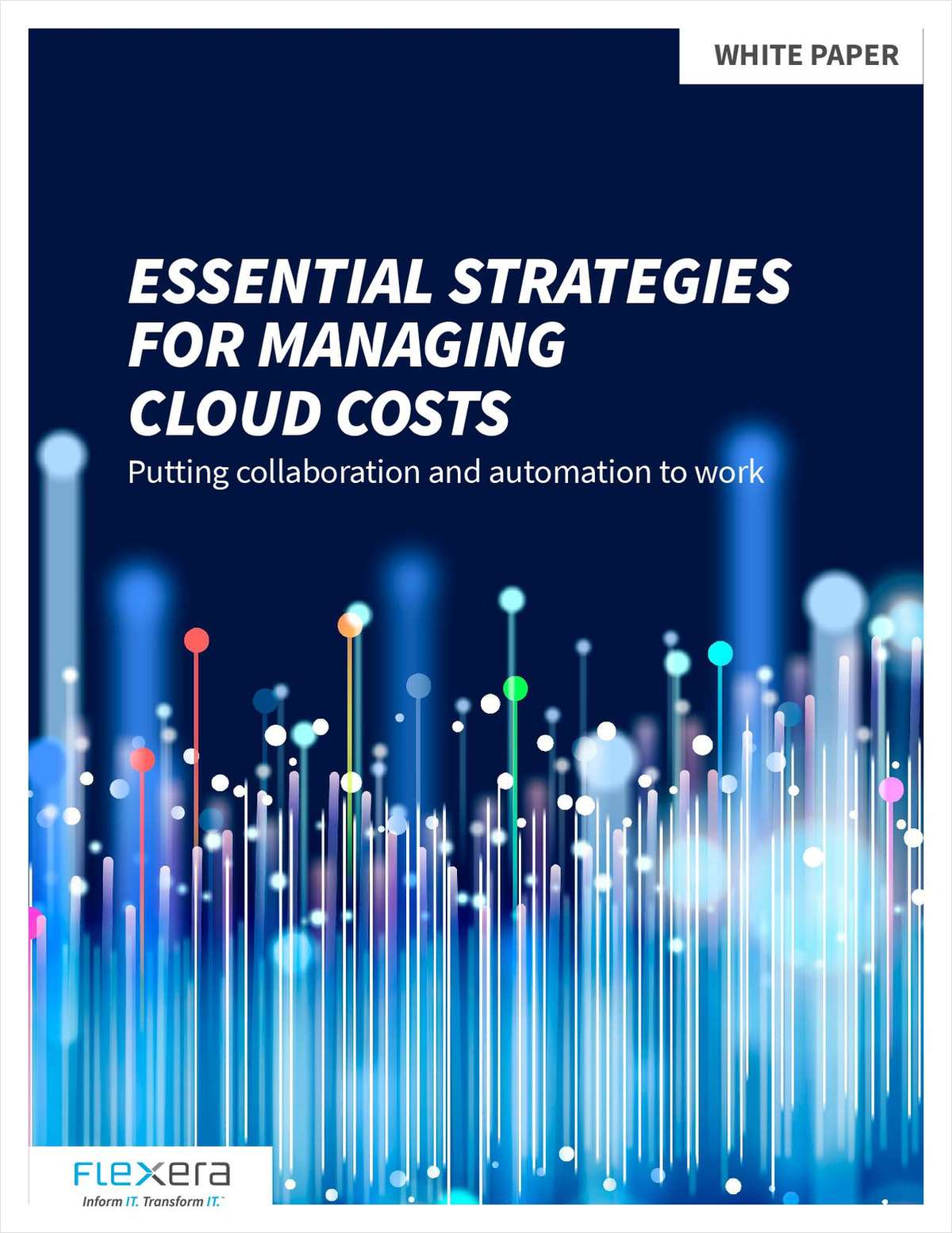 ESSENTIAL STRATEGIES FOR MANAGING CLOUD COSTS