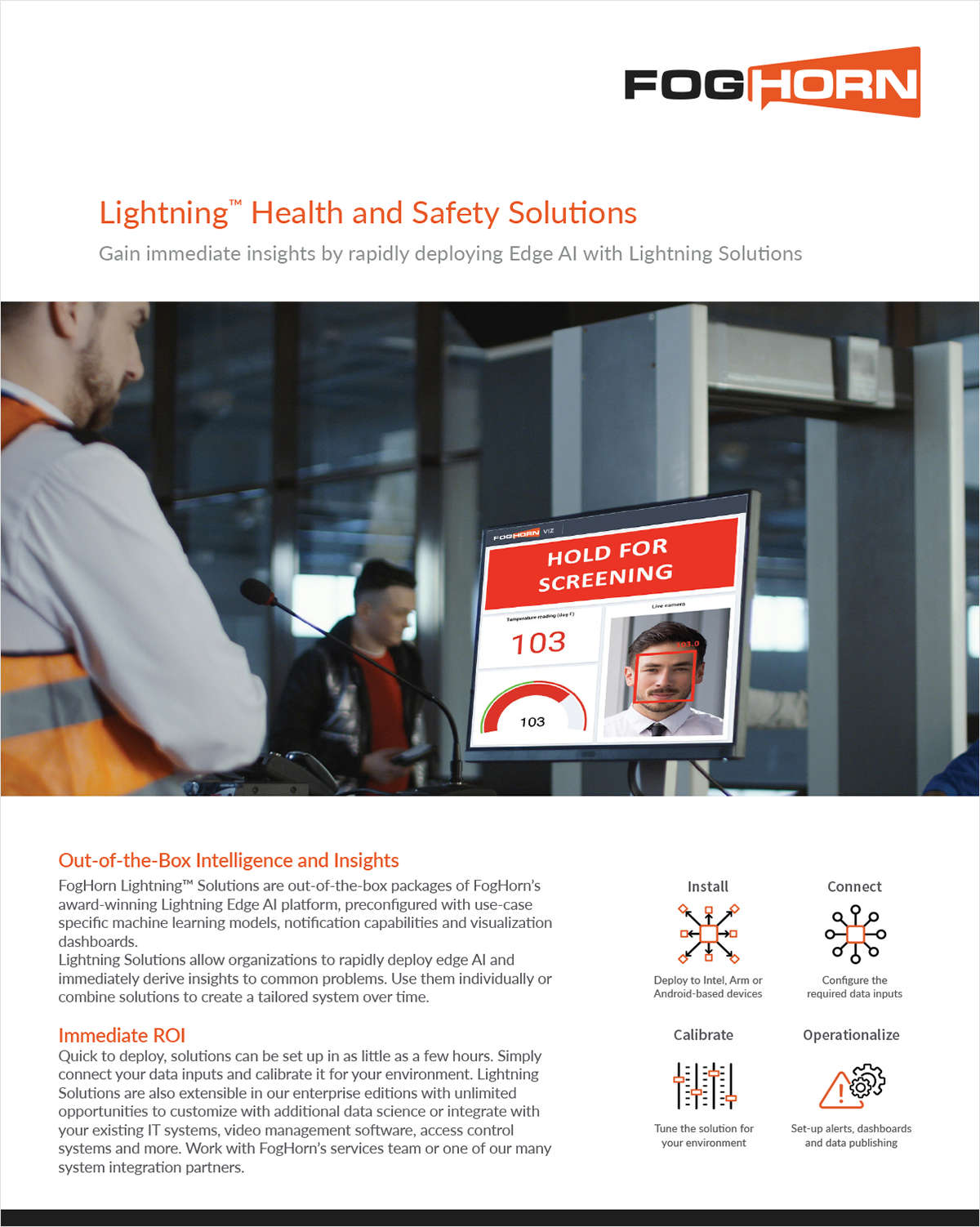 Guide to Video and AI for Health & Safety Compliance