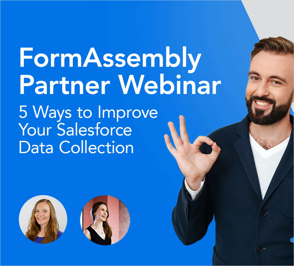 [Webinar] 5 Ways to Improve Your Salesforce Data Collection