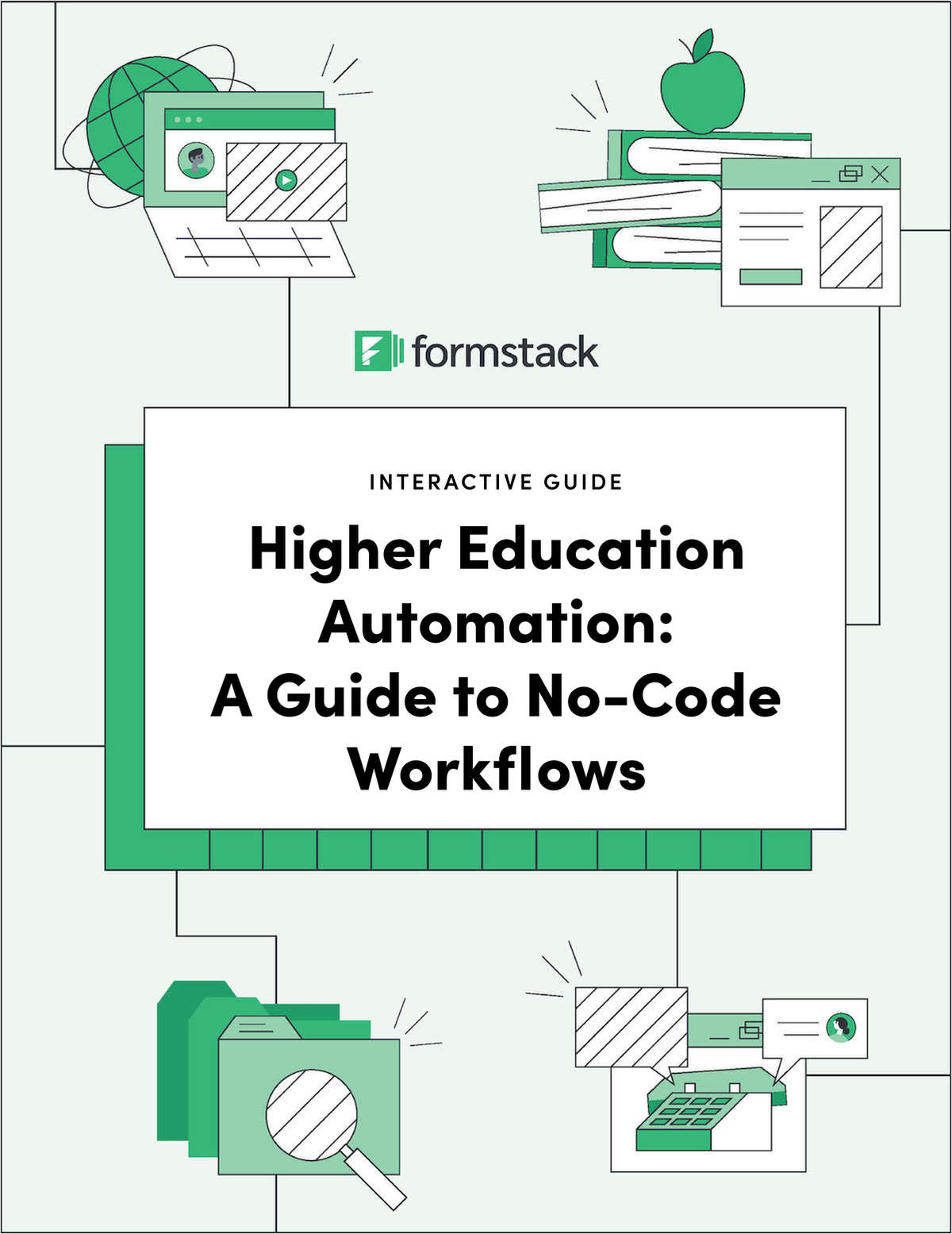 Higher Education Automation: A Guide to No-Code Workflows