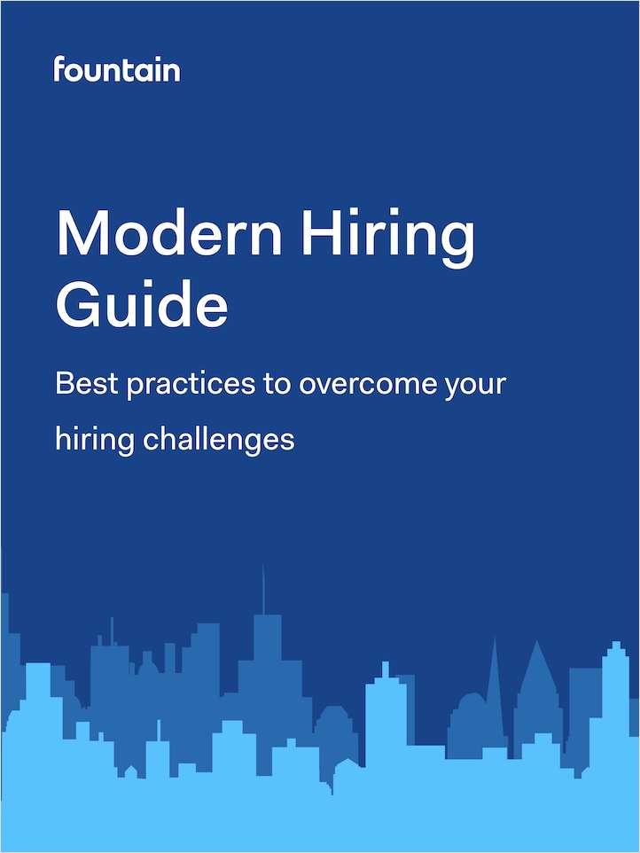 Modern Hiring Guide