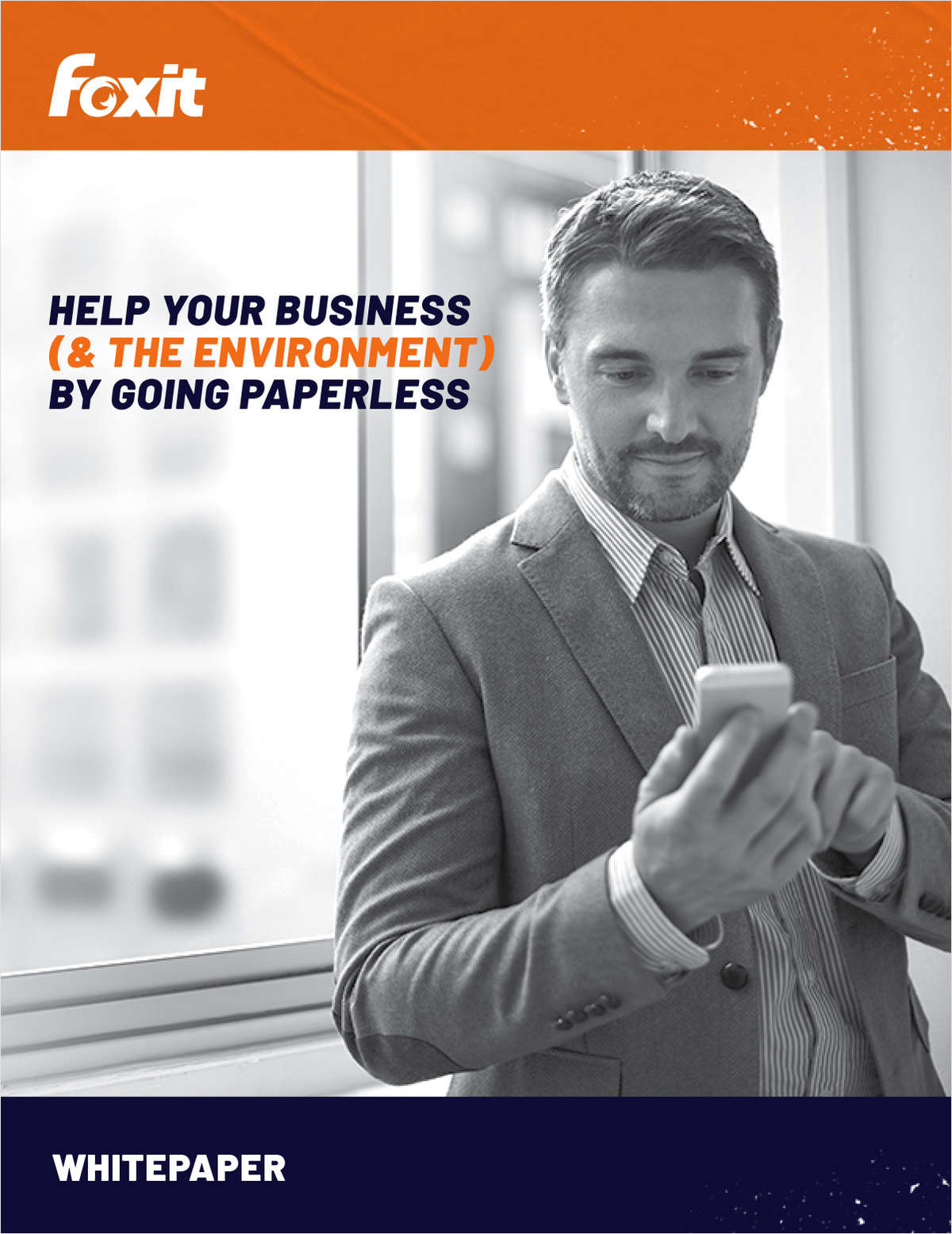 Help Your Business (& the Environment) by Going Paperless