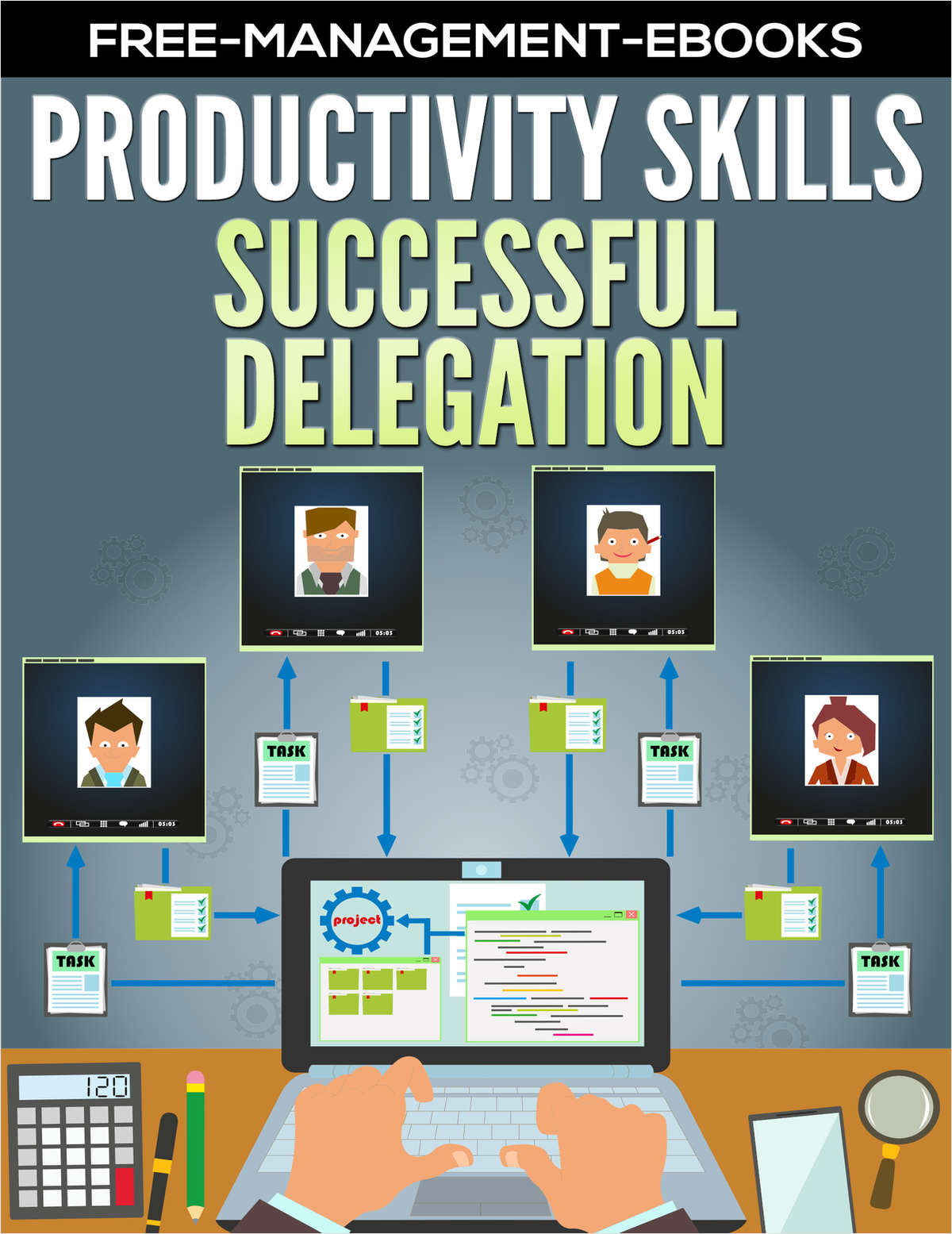 Successful Delegation -- Developing Your Productivity Skills