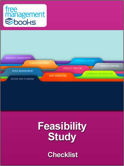 Project Feasibility Study Checklist