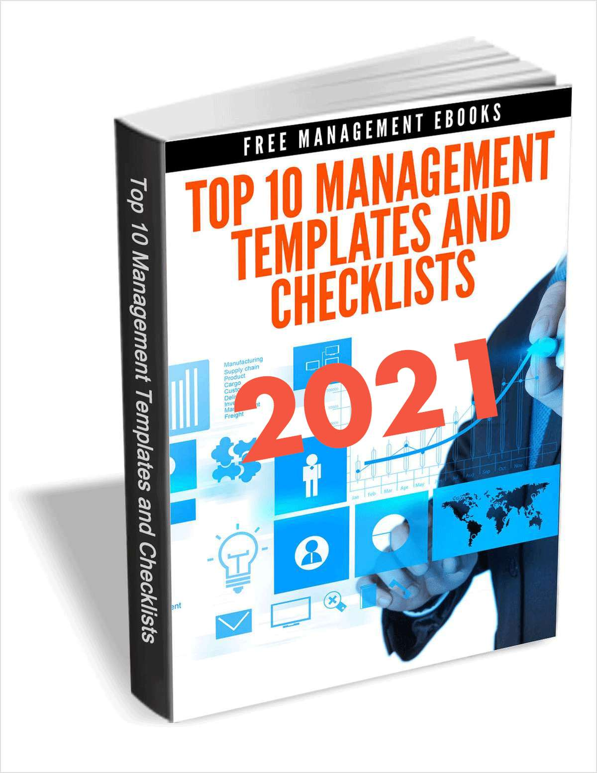 2020's Top 10 Management Templates and Checklists