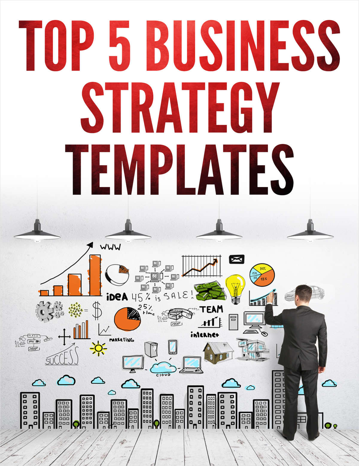 Top 5 Business Strategy Templates