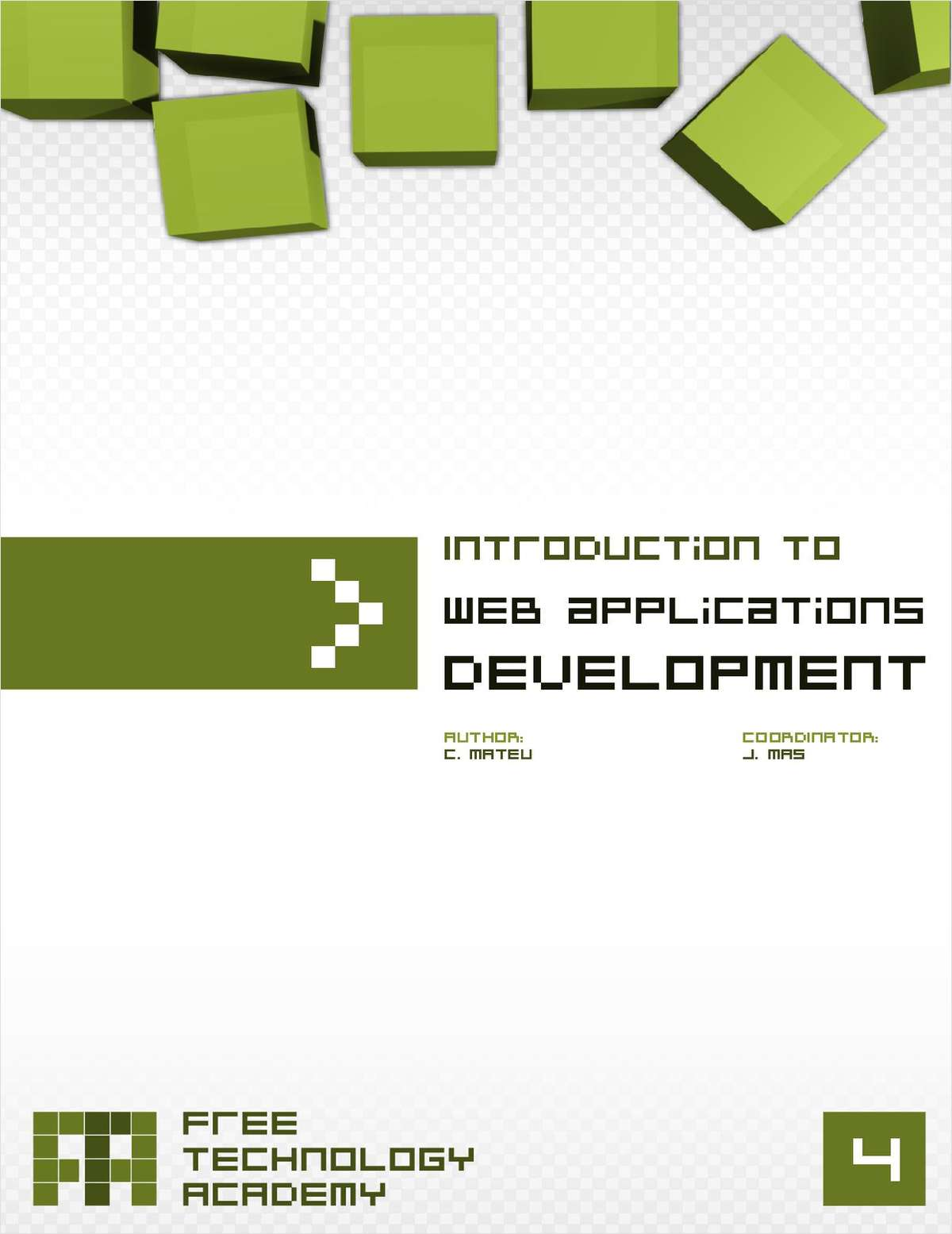 Introduction to Web Applications Development