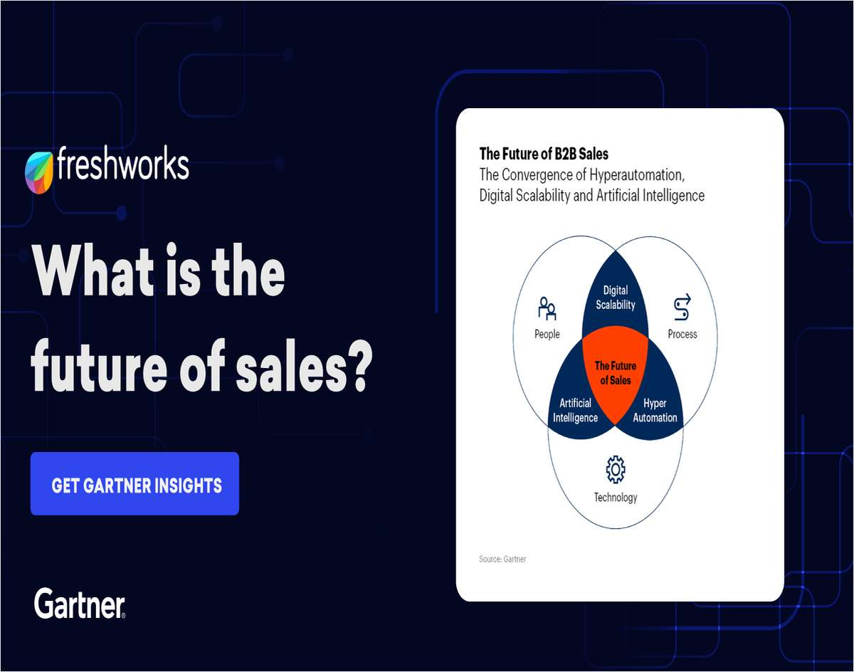 The Future of Sales in 2025: A Gartner Trend Insight Report
