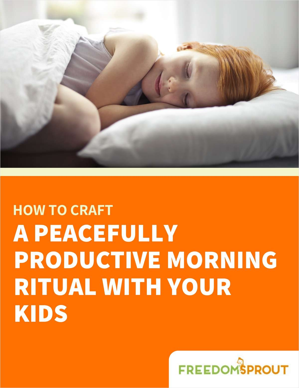 How to Craft a Peacefully Productive Morning Ritual With Your Kids