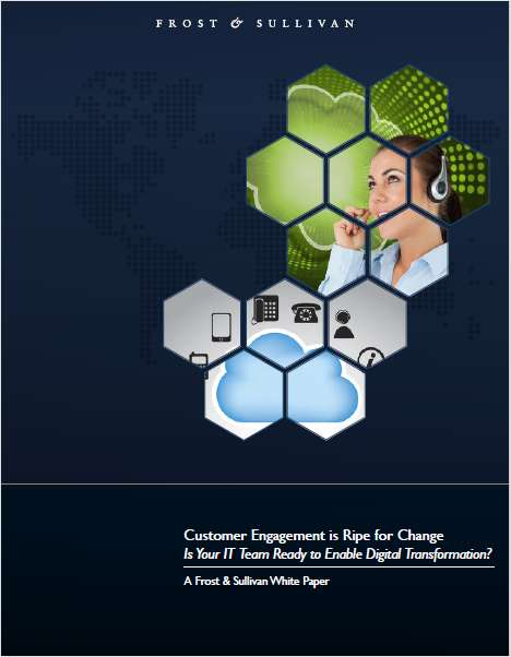 Customer Engagement is Ripe for Change