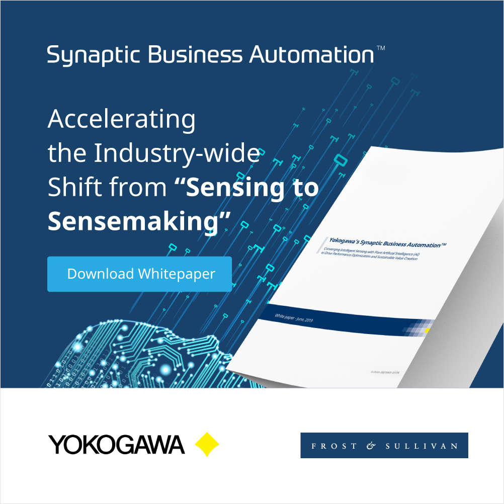 Accelerating the Industry-wide Shift from Sensing to Sensemaking