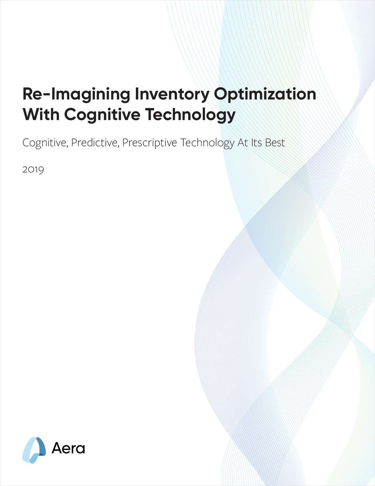 Re-Imagining Inventory Optimization with Cognitive Technology