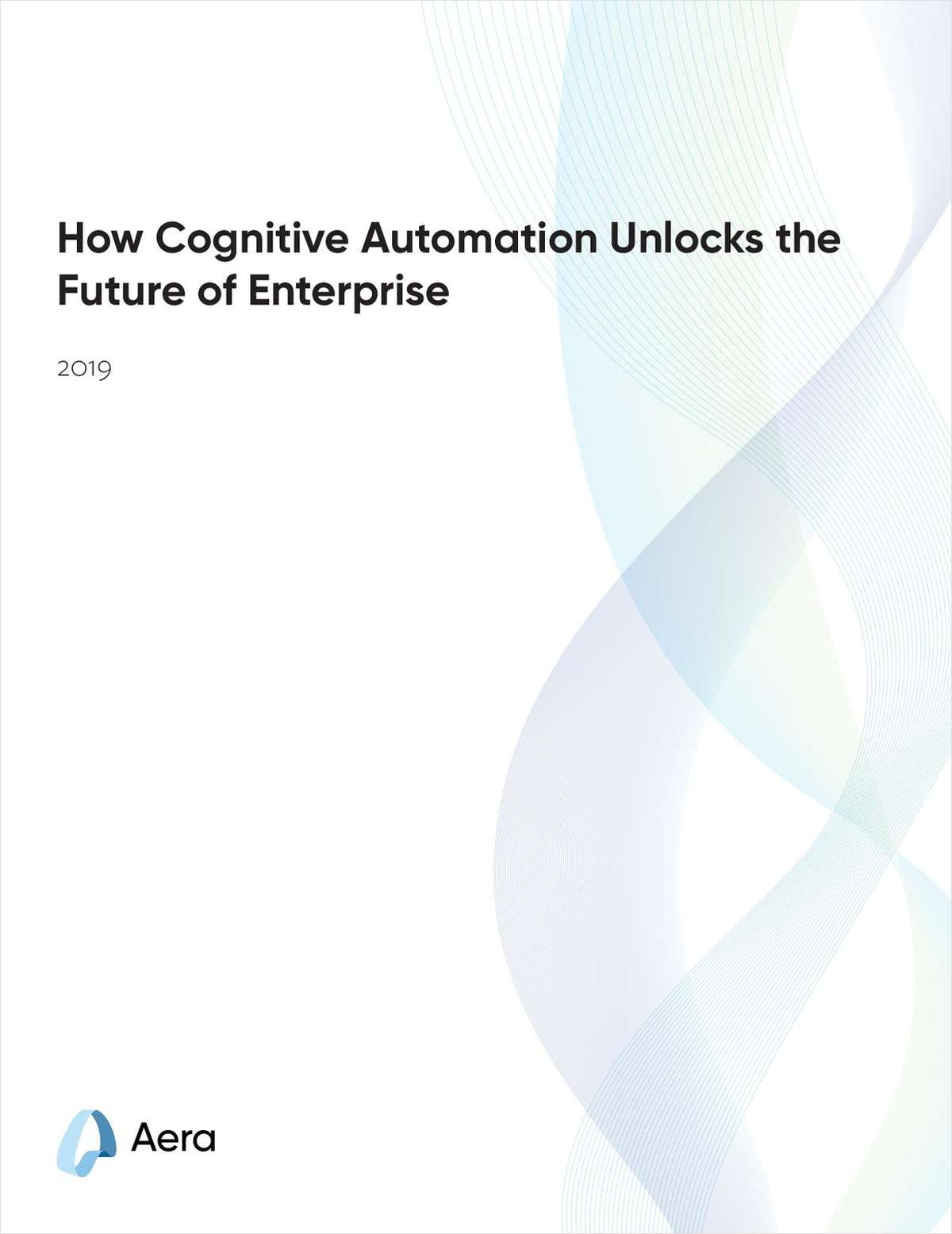 How Cognitive Automation Unlocks the Future of Enterprise