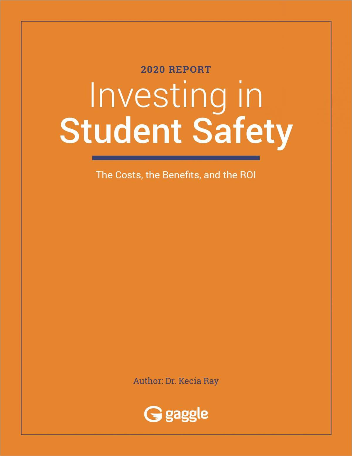Investing in Student Safety