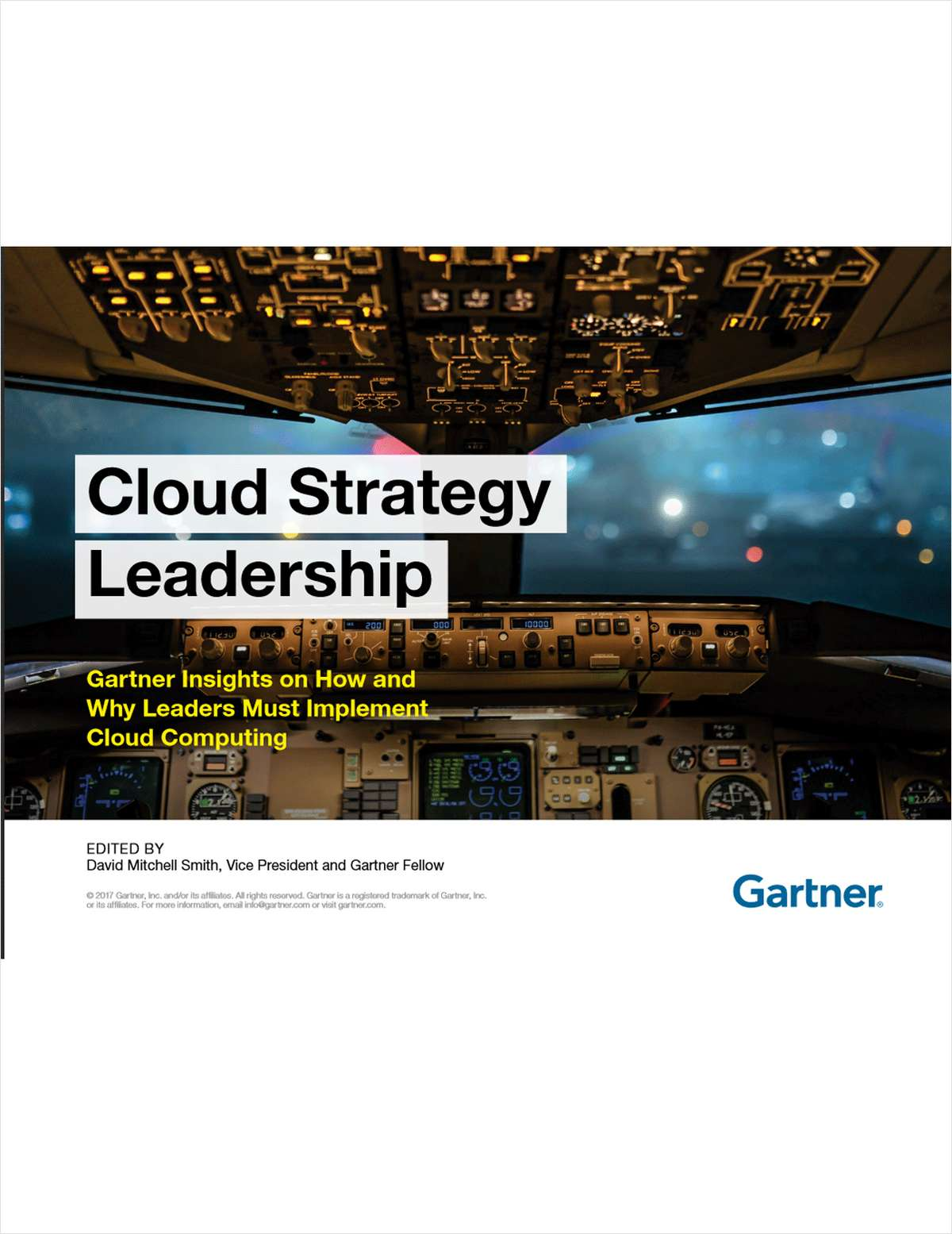 Cloud Leadership Strategy