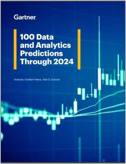 100 Data and Analytics Predictions Through 2024