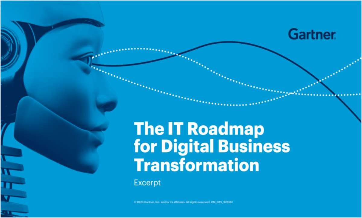 The IT Roadmap for Digital Business Transformation