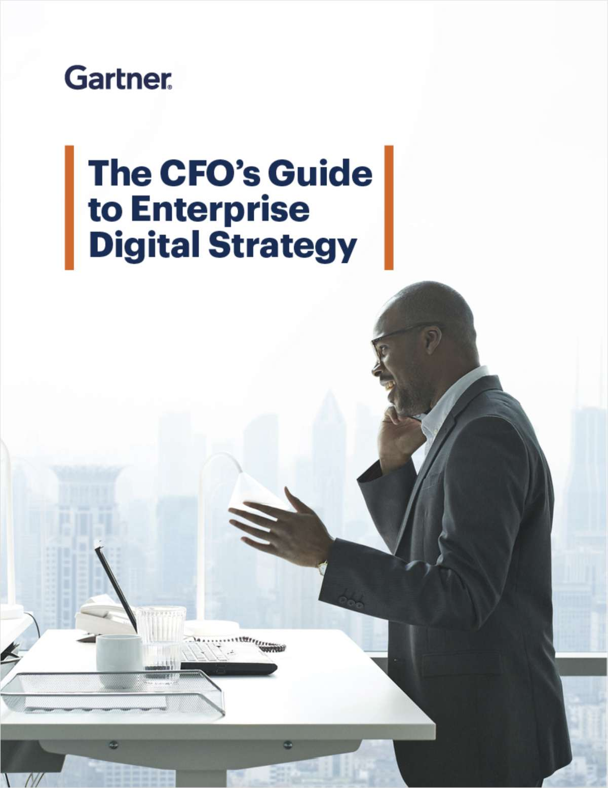 The CFO Guide to Digital Strategy