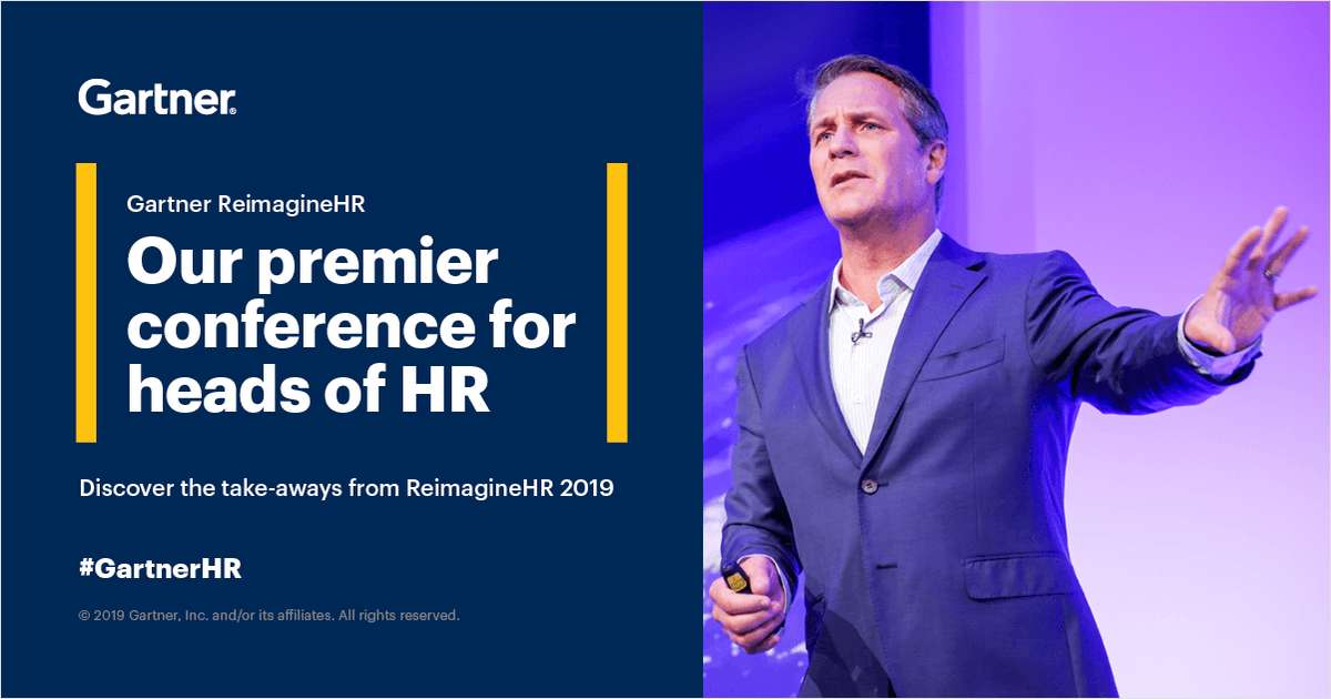 ReimagineHR 2019 Key Takeaways