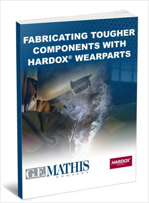 Fabricating Tougher Components with Hardox Wearparts
