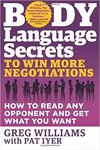 Body Language Secrets to Win More Negotiations - Book Summary