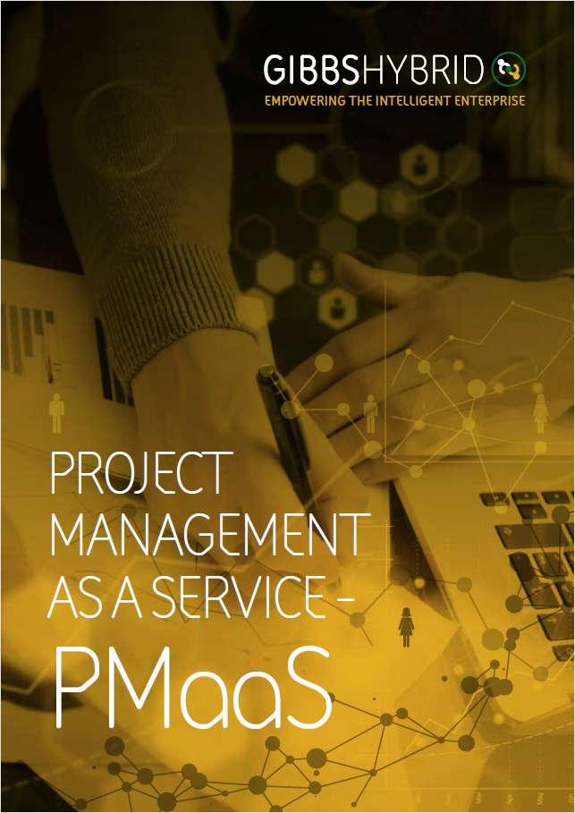 PMaaS Brochure