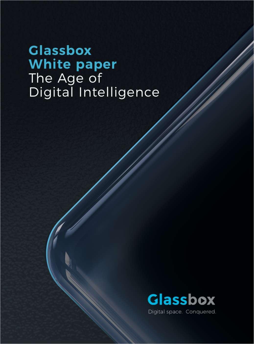 The Age of Digital Intelligence