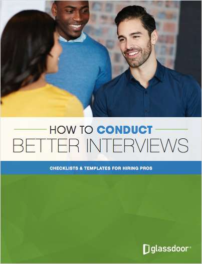 How to Conduct Better Interviews