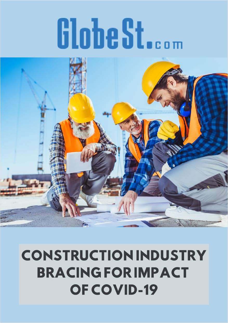 Construction Industry Bracing for Impact of COVID-19