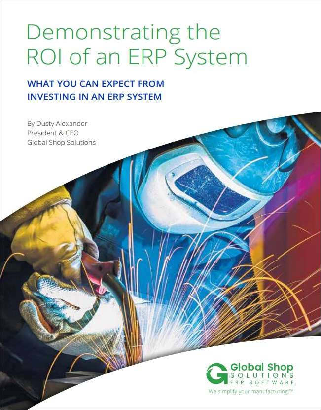 Demonstrating the ROI of an ERP System