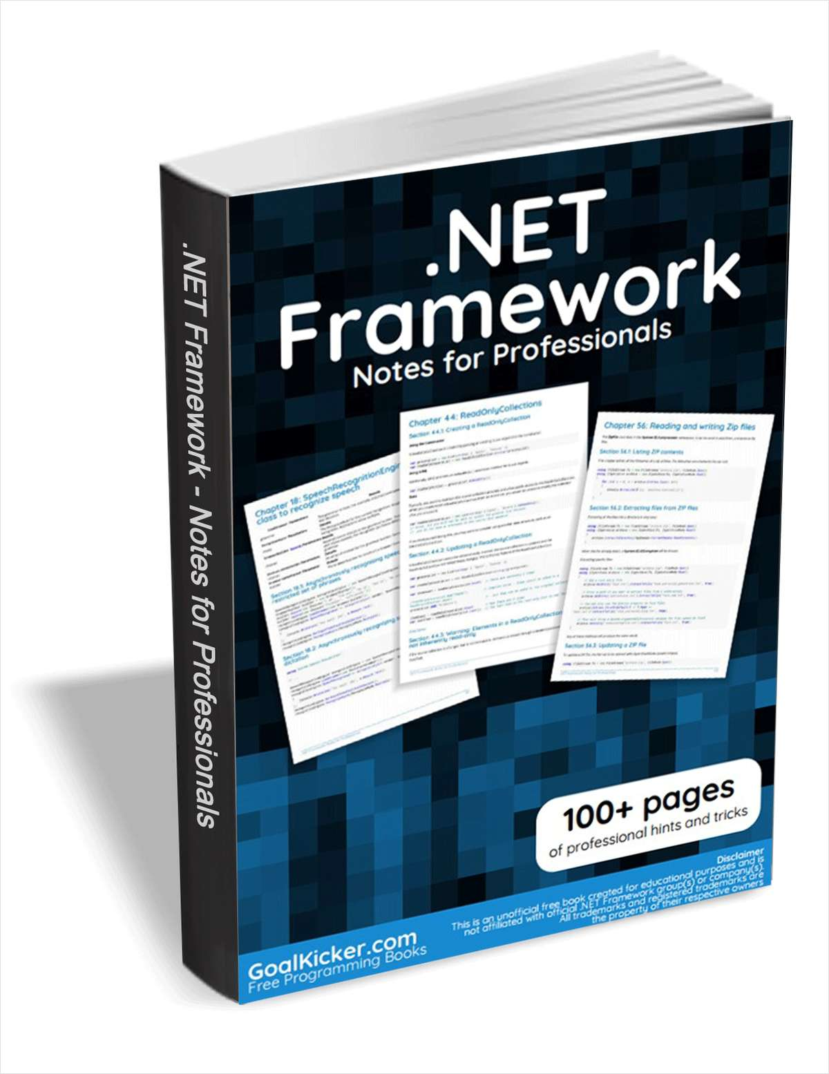 .NET Framework Notes for Professionals