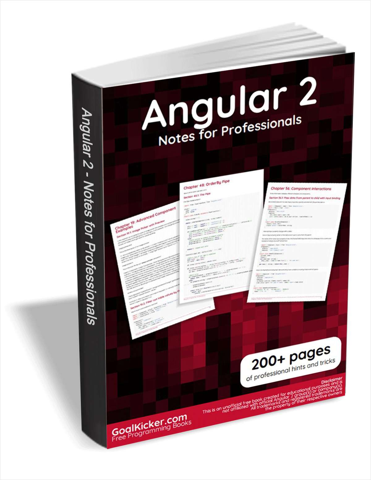 Angular 2 Notes for Professionals