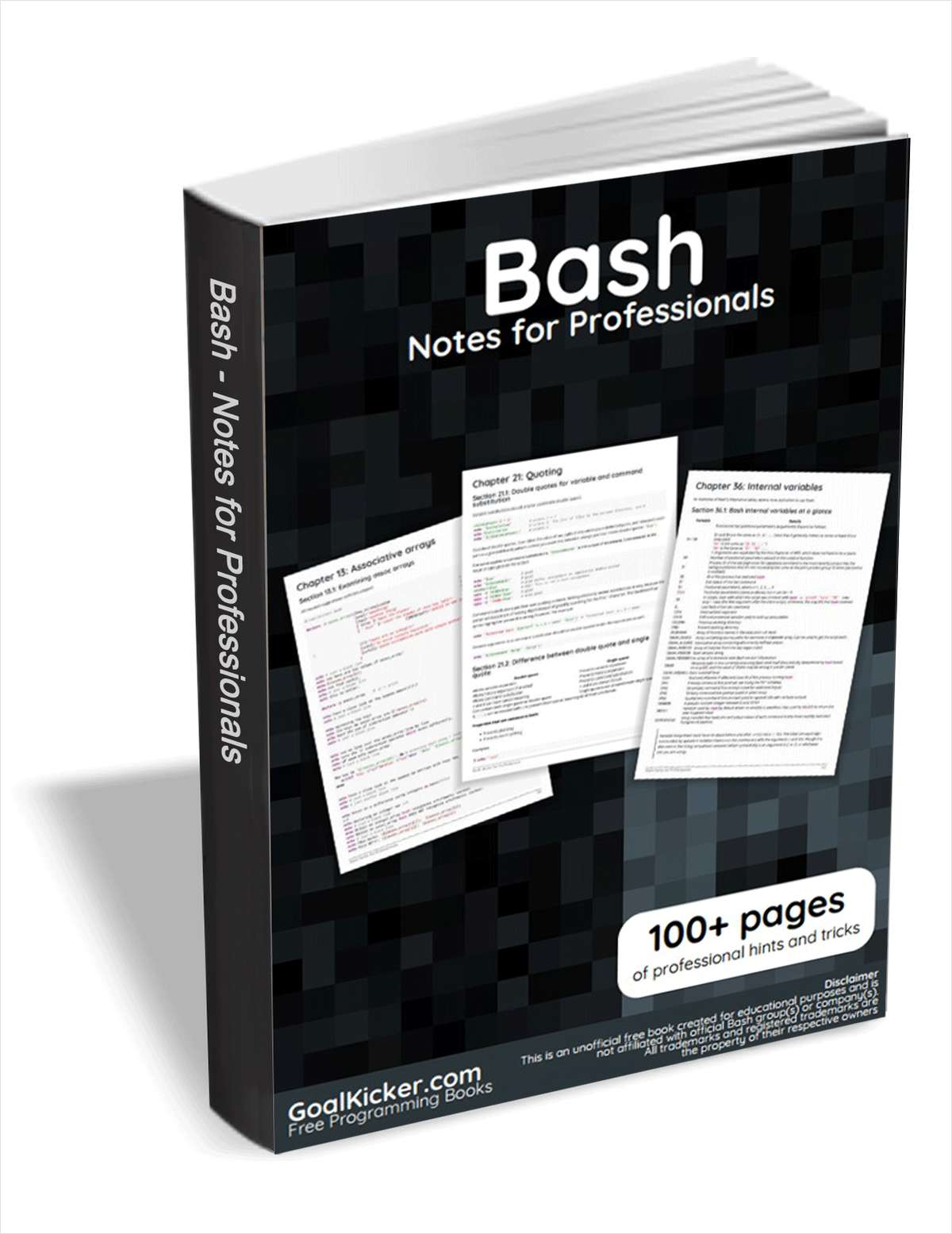 Bash Notes for Professionals