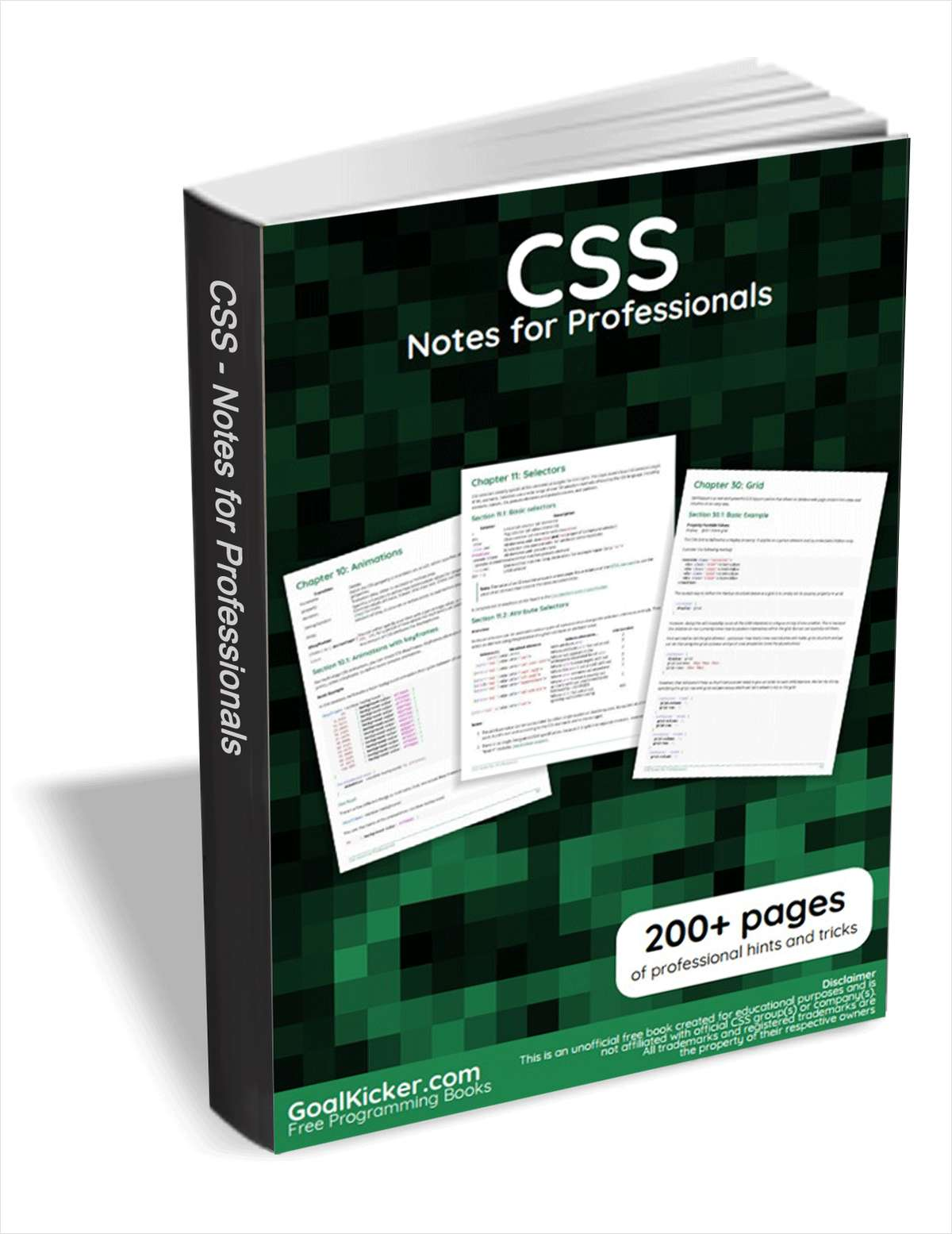 CSS Notes for Professionals