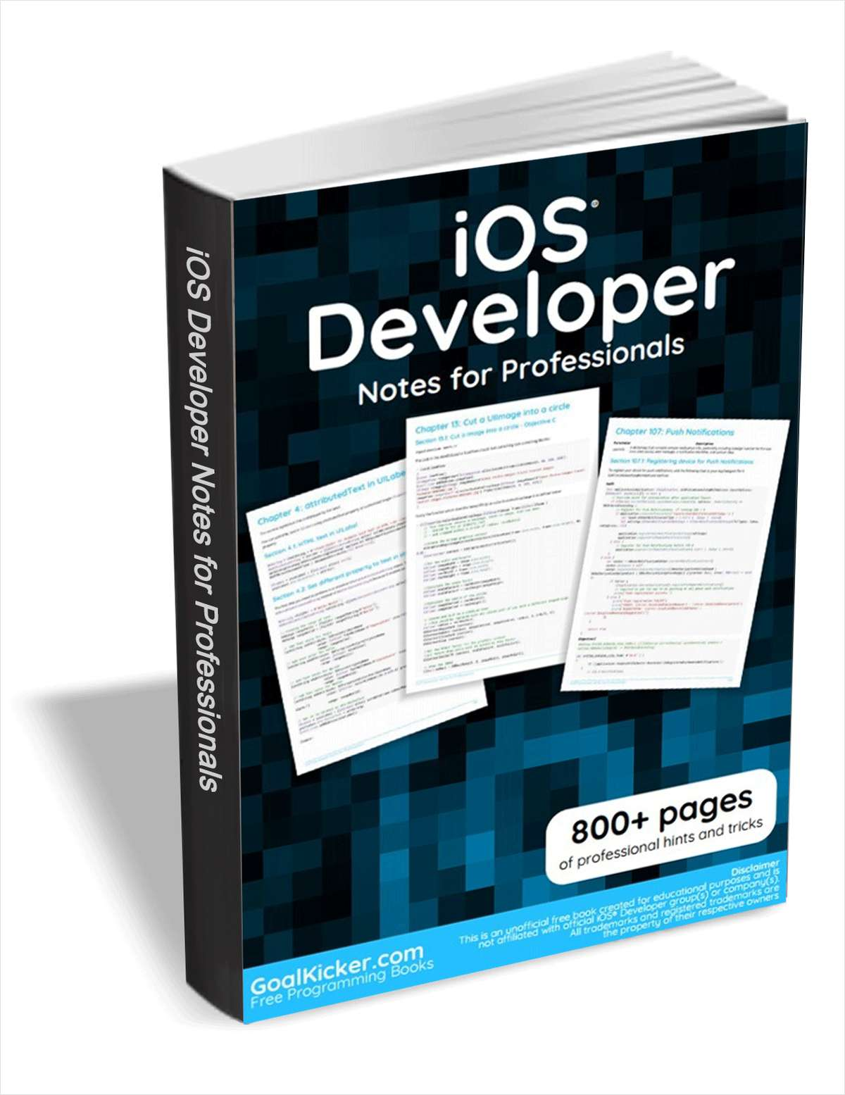 iOS Developer Notes for Professionals