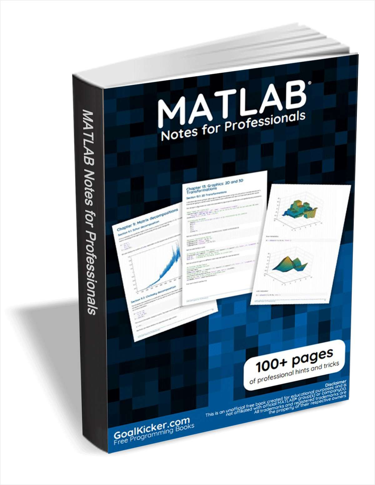 MATLAB Notes for Professionals