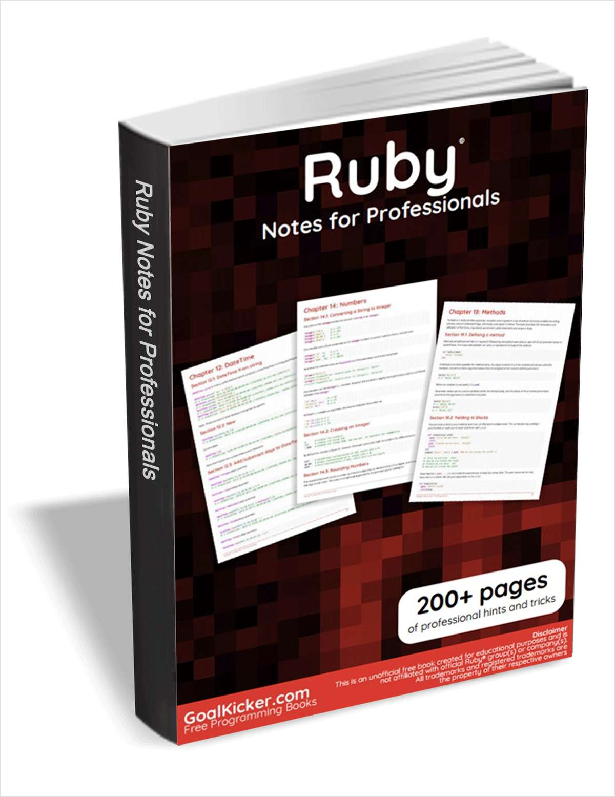 Ruby Notes for Professionals