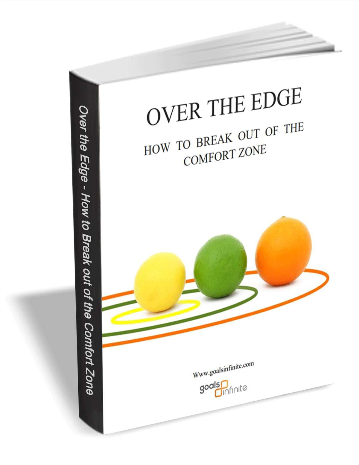 Over the Edge - How to Break Out of the Comfort Zone