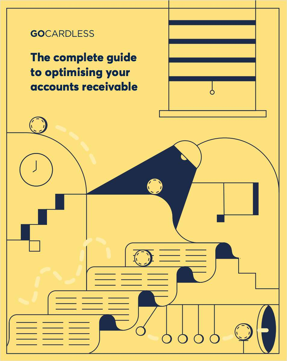 The complete guide to optimising your accounts receivable