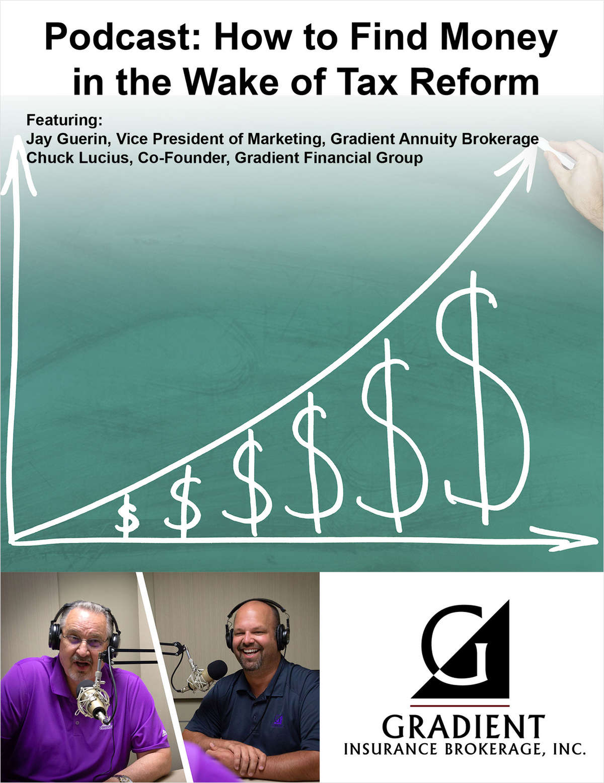 Podcast: How to Find Money in the Wake of Tax Reform